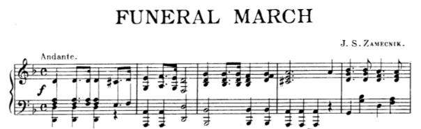 Zamecnik's Funeral March